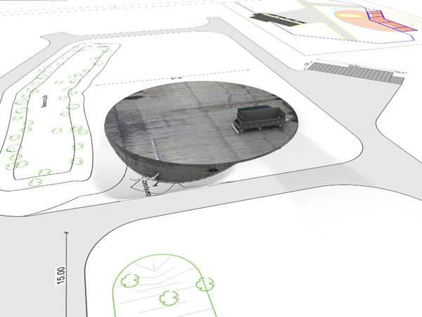 KREINATH Die Komplette Lösung Olaf Kreinath 3D Animation Rendering Biogas Analge 4