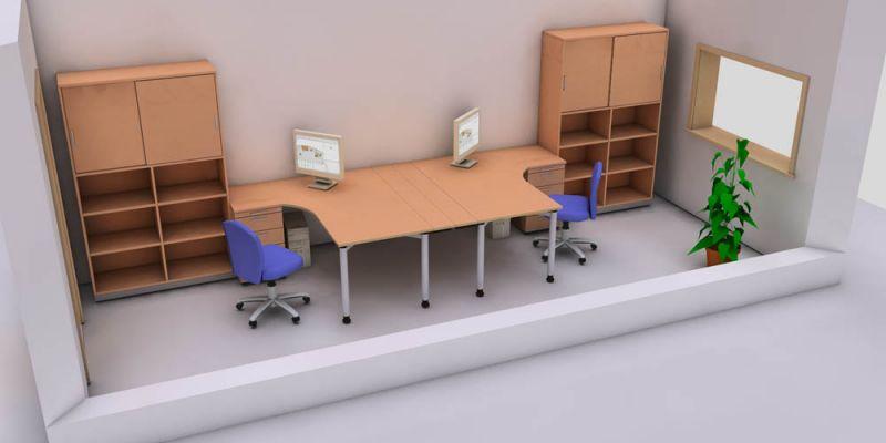 KREINATH Die Komplette Lösung Olaf Kreinath Büro Planung Variante 02